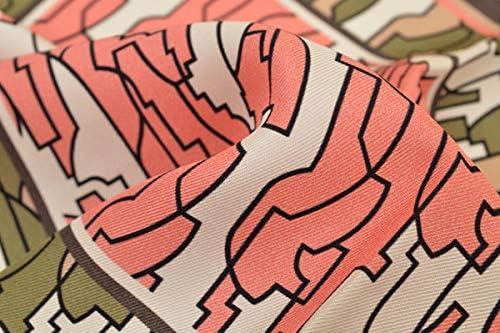 (エミリオプッチ)ポケットチーフ メンズ プッチ柄シルクポケットチーフ(サイズ32×32cm)eep19w130 コーラルピンク