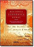 capa de História Econômica Geral