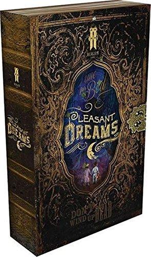 Aerjen Games Pleasant Dreams: Card Game of Nightmares