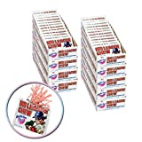 Big League Original Chew Bubble Gum, 12 per pack -- 9 packs per case.