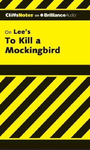 To Kill a Mockingbird (Cliffs Notes Series)