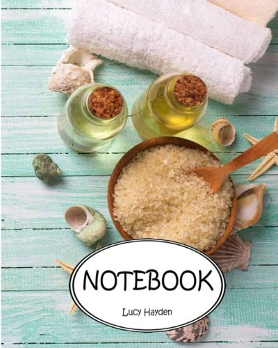 """Notebook: Dot-Grid,Graph Grid,Lined,Blank Paper : Skincare : Journal Diary, 110 pages, 8"""" x 10"""" Text fb2 book"""