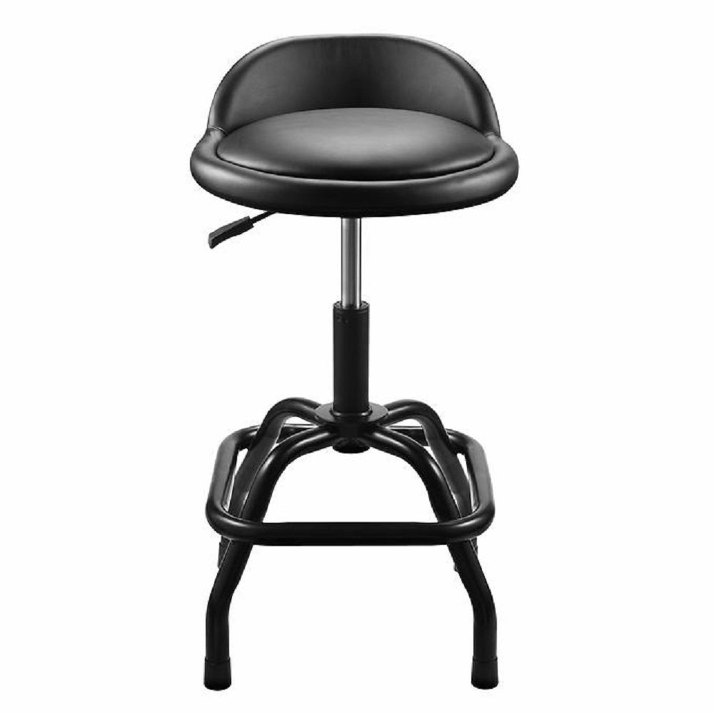 Winplus Ultra Cushioned Shop Stool Adjustable Height Free