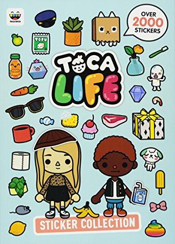 Toca Life Sticker Collection (Toca Boca) (Sticker Collection School)