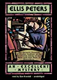 img - for An Excellent Mystery (Brother Cadfael Mysteries, Book 11)(Library Edition) (Chronicles of Brother Cadfael) book / textbook / text book