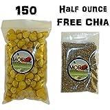 Japanese Garlic - Ajo Japones (100% Natural) 150 Per Bag and Half Ounce