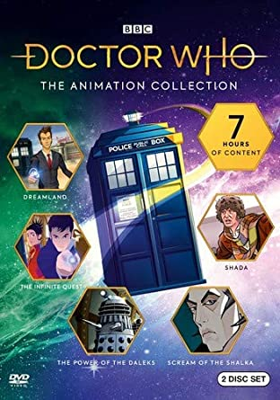 Doctor Who: The Animated Collection