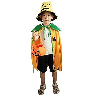 Fascigirl Set De Disfraces De Halloween Para Niños Disfraz De ...