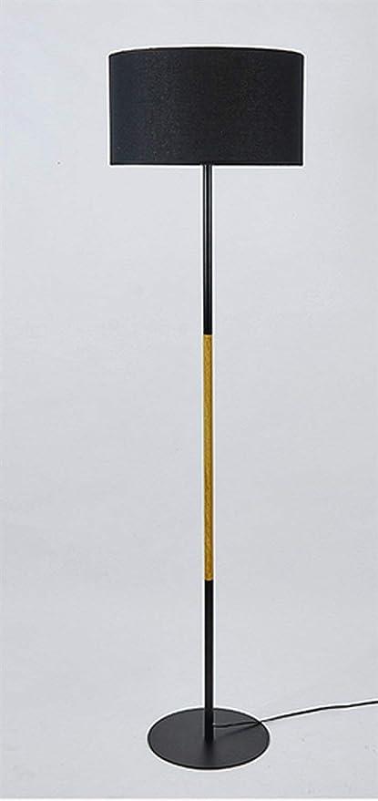 SED Lámpara de pie, iluminación - Varilla Larga Lámpara de pie de Lectura Lámpara de pie Moderna y Simple con Cabeza de Sala de Estar Lámpara de Mesa Vertical con atenuación de