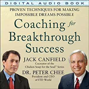 Coaching for Breakthrough Success Audiobook