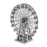 Metal Works Ferris Wheel 3D Cut Model