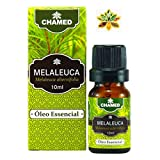 Óleo Essencial de Melaleuca - Tea Tree - 10ml - CHAMEL 100% Puro