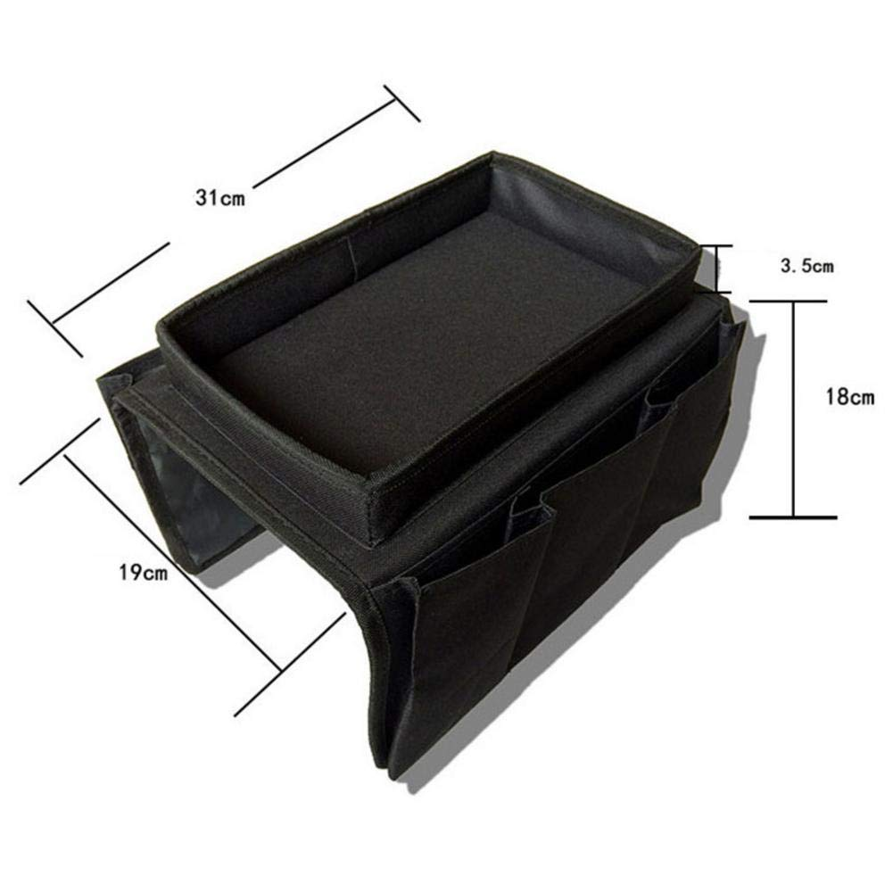 Amazon.com: Assiduousic TV Remote Control Organizer Holder ...