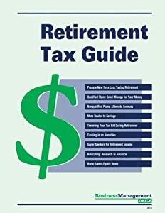 Retirement Tax Guide from CreateSpace Independent Publishing Platform