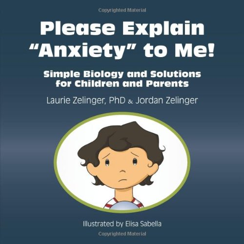 anxiety from parents to their children The way anxiety presents in children is different than how the illness manifests in adults, experts say here's how parents can tell.