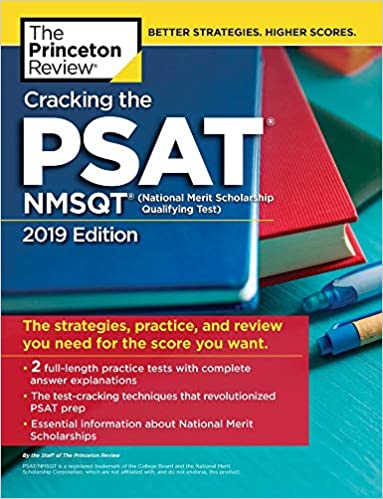 Amazon.com: Cracking the PSAT/NMSQT with 2 Practice Tests ...