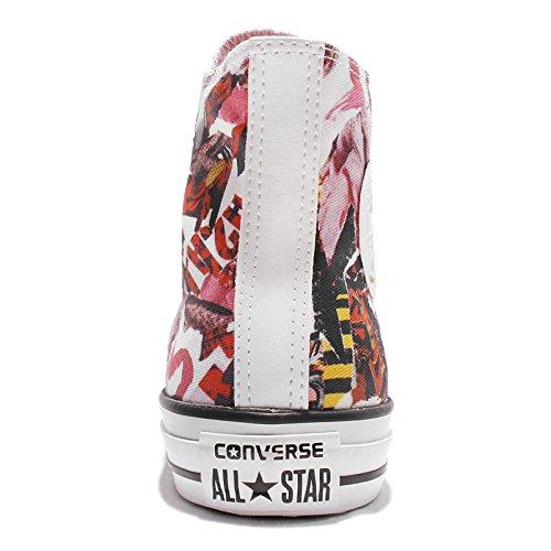 Femme Print Multicolore All Baskets Mode Converse Star P1pxqTA