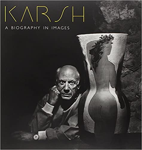 Karsh Yousef - A Biography in Images