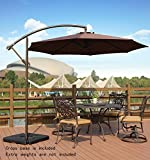 Top 7 Best Offset Patio Umbrella in 2018 Reviews Buyers Guides