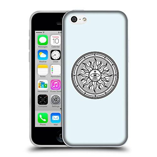 GoGoMobile Coque de Protection TPU Silicone Case pour // Q09660619 Mystique occulte 15 Bulles // Apple iPhone 5C