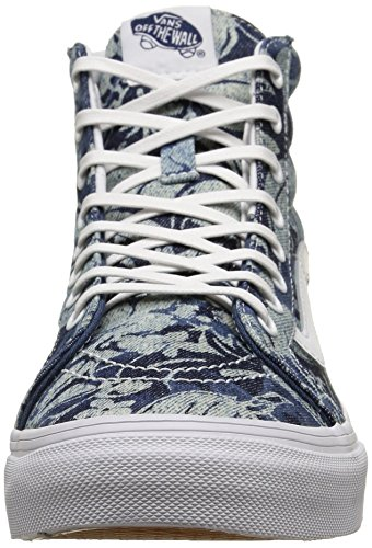 blue true Azul White Unisex Zip Altas Sk8 Vans Tropical Adulto hi Slim indigo Zapatillas C7nqPH