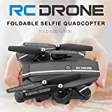 2017 NEW Drone Wifi FPV Quadcopter G-sensor Altitude Hold Foldable Selfie RC Drones with HD Camera Done Videos