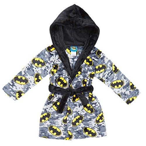 Superhero Toddler Velvet Fleece Hooded