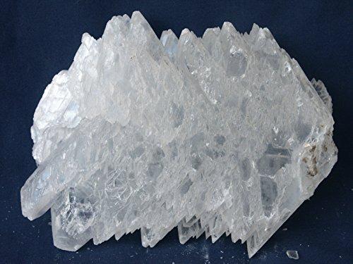 Fishtail Selenite Crystal, 17.63.5