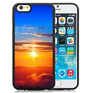 New Beautiful Custom Designed Cover Case For iPhone 6 4.7 Inch TPU With Wonderful Sunset Phone Case WANGJIANG LIMING