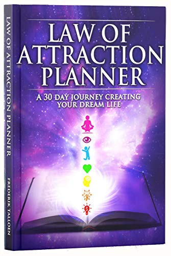 - Freedom Mastery Law of Attraction Goal Planner & Organizer