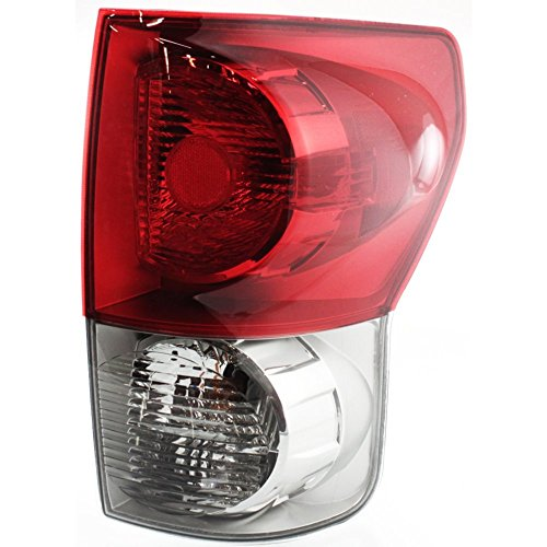 Tail Light Compatible with Toyota Tundra 07-09 Assembly Right Side