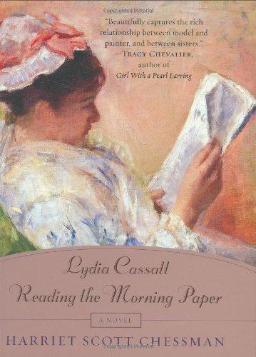 Lydia Cassatt Reading the Morning -