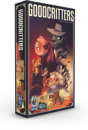 Arcane Wonders ARWDTE07 Goodcritters, Mehrfarbig Pegasus Spiele