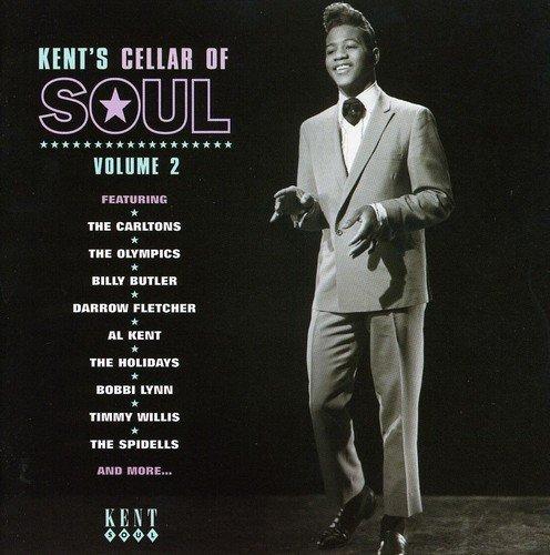 Blue Cellar - Kent's Cellar of Soul Volume 2