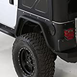Smittybilt XRC Rear Bolt-on Flares for TJ