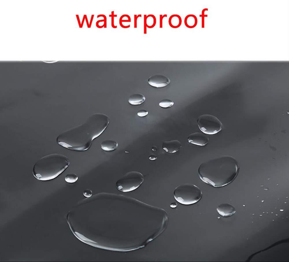 HRFHLHY Transparentes Regenschutztuch, Regenschutztuch, Regenschutztuch, verdickter Rand perforiert transparentes Regenschutz-wasserdichtes Kunststofftuch, Fenster-Balkon-Blaumenschutzabdeckung, im Winter warm,1.8x4.5m B07KPSRMP4 Zeltplanen Leicht zu reinigende Oberfläche 29b935
