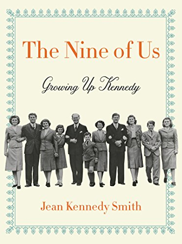 The Nine of Us: Growing Up Kennedy cover