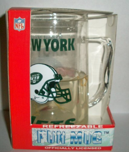 ny jets freezer mugs - 5