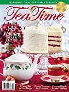 For those who love elegant entertaining. Tea Time brings you recipes, table settings, china and entertaining ideas.