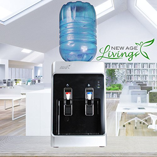 Water And Hot Cold Cooler Dispenser Free Standing Gallon Load New Top Home And Office (Water Hot Instant Dispenser Reviews)