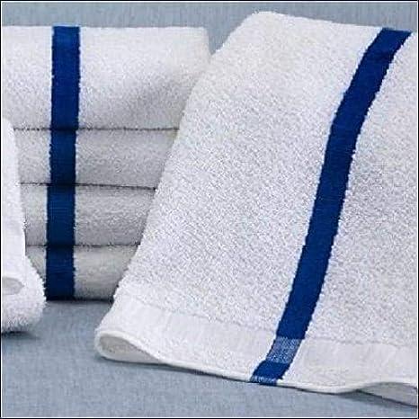 Hanover New Blue Stripe Towel