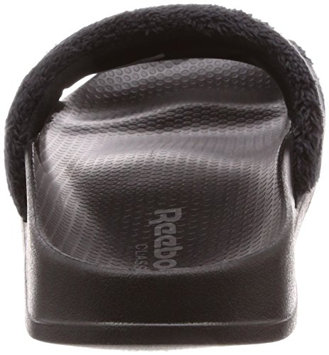000 Adulto Piscina Playa Terry y Slide Multicolor Unisex de Classic Reebok Black Shark Zapatos wYxOF8Rq