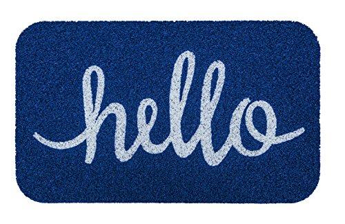 (Entryways Q700 PVC Coil Doormat, 18