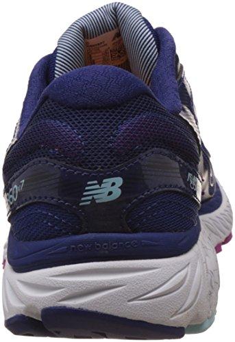 Blu Pizzo Delle Trufuse In Bassa Sneaker Equilibrio Donne Tessuto Purpl Di Esecuzione Top Nuovo xRUTnW