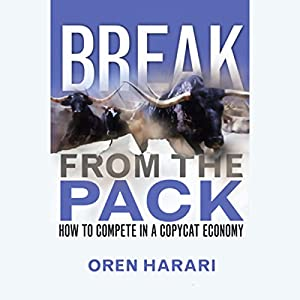 Break from the Pack Audiobook
