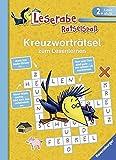 Kreuzworträtsel zum Lesenlernen (2. Lesestufe) (Leserabe - Rätselspaß)