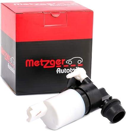 Metzger 2220032 - Toberas de agua de lavado para limpiaparabrisas: Amazon.es: Coche y moto