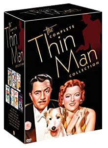 The Complete Thin Man Collection (The Thin Man / After the Thin Man / Another Thin Man / Shadow of the Thin Man / The Thin Man Goes Home / Song of the Thin Man)