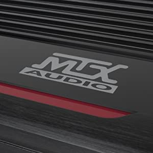 MTX Audio THUNDER75.4 Thunder Series Car Amplifier