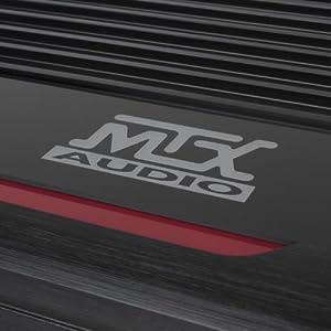MTX Audio THUNDER1000.1 Thunder Series Car Amplifier